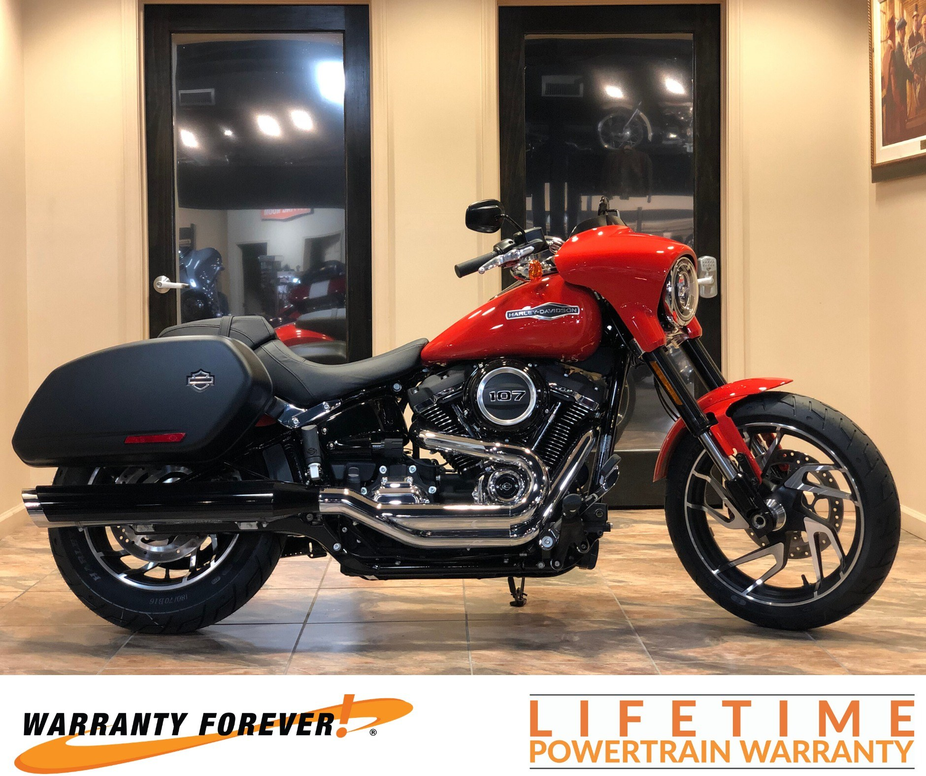 2020 Harley-Davidson Sport Glide® in Jonesboro, Arkansas - Photo 1