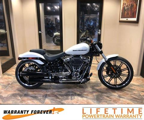2019 Harley-Davidson Breakout® 114 in Jonesboro, Arkansas - Photo 1