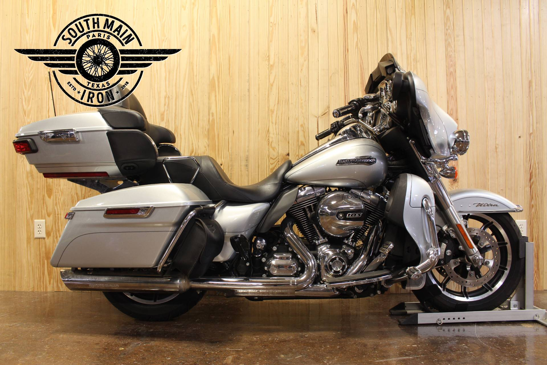 2015 Harley-Davidson Electra Glide® Ultra Classic® Low in Paris, Texas - Photo 1