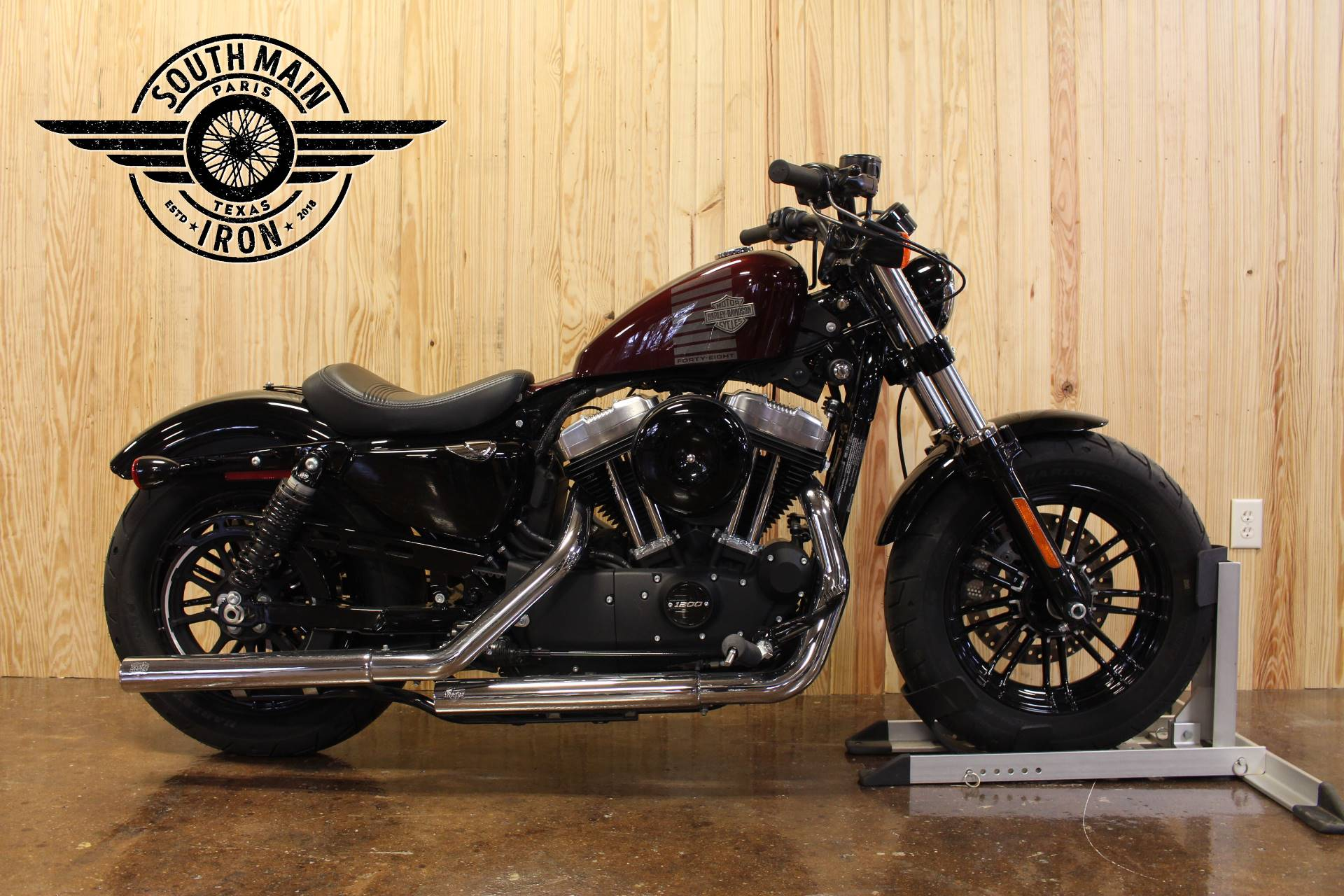 2018 Harley-Davidson Forty-Eight® in Paris, Texas - Photo 7