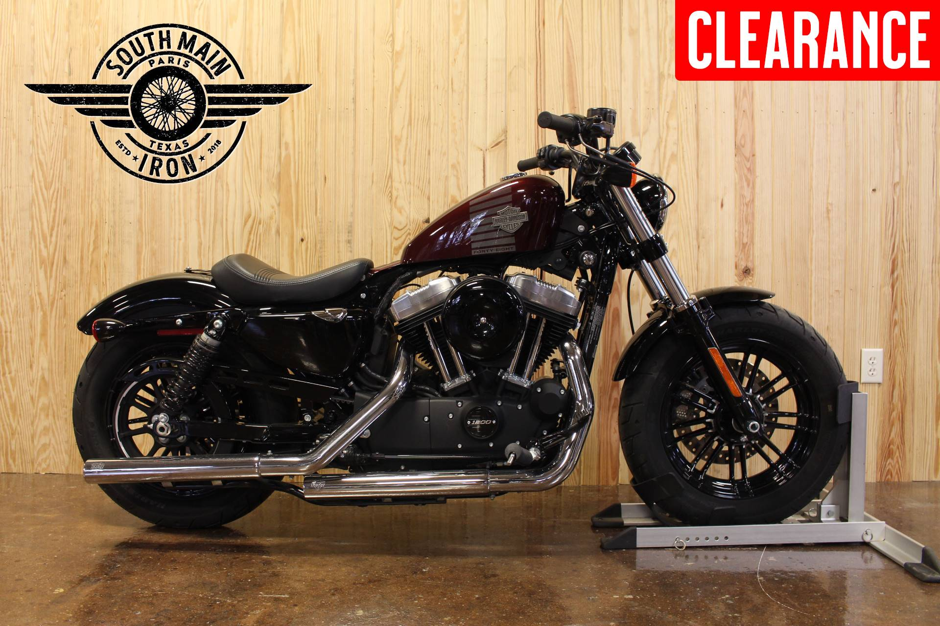 2018 Harley-Davidson Forty-Eight® in Paris, Texas - Photo 1