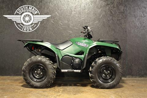 2017 Yamaha Kodiak 700 in Paris, Texas