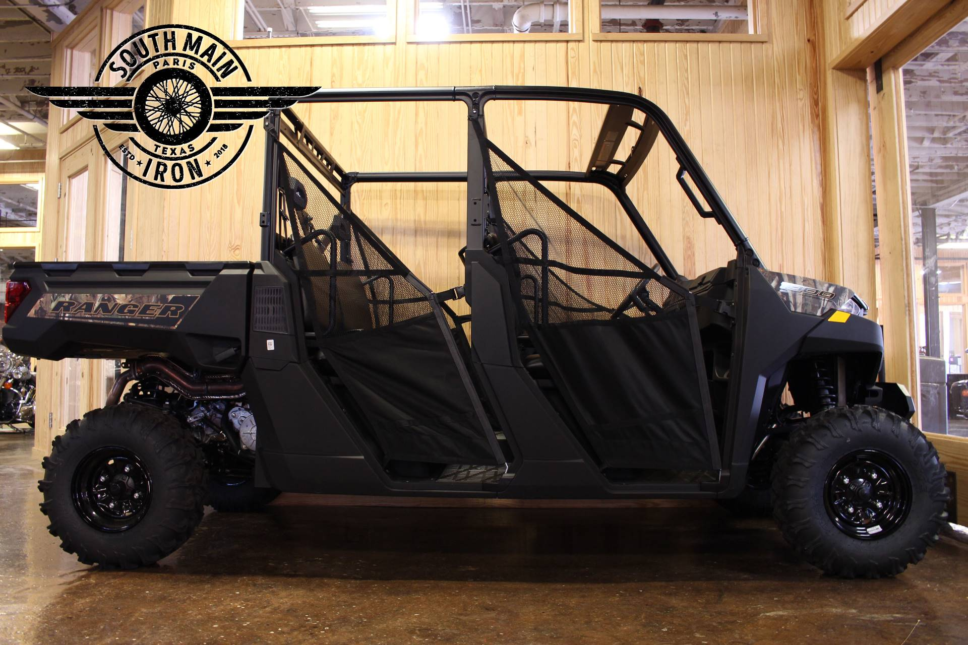 2020 Polaris Ranger Crew 1000 EPS in Paris, Texas - Photo 1