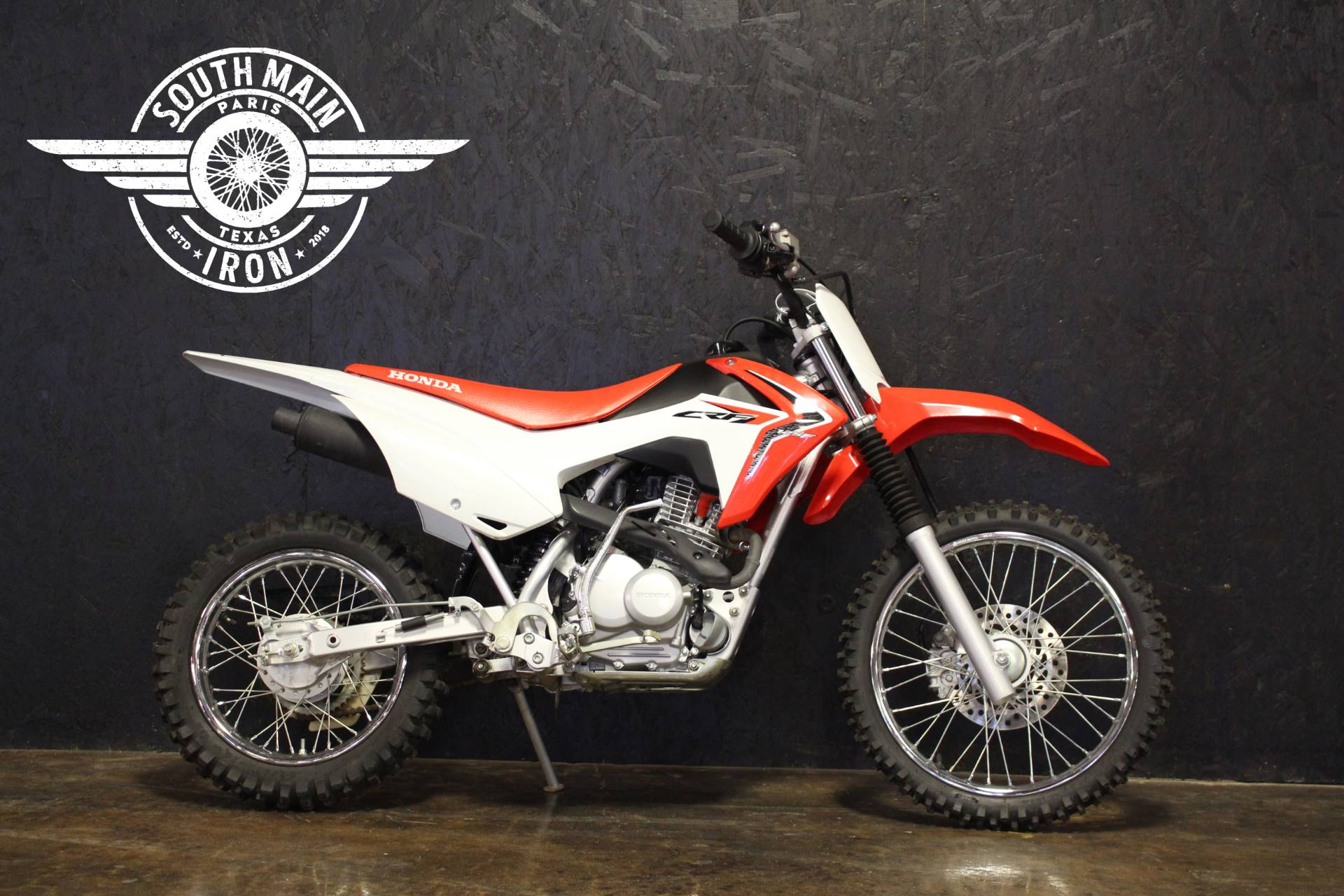 2018 Honda CRF125F in Paris, Texas