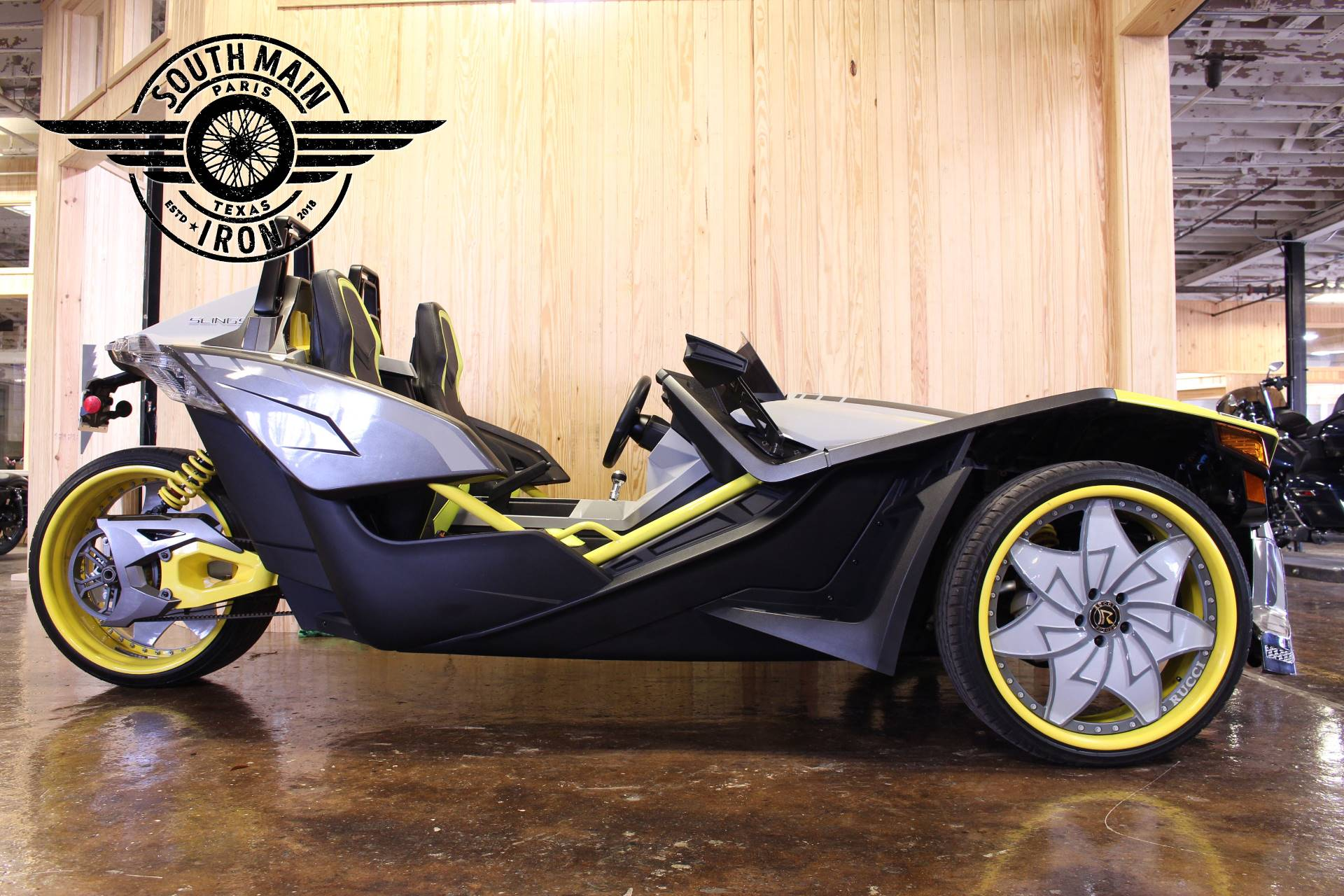 2018 Slingshot Slingshot SLR LE in Paris, Texas - Photo 1