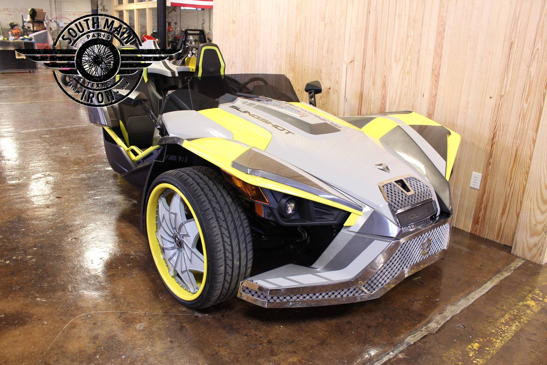 2018 Slingshot Slingshot SLR LE in Paris, Texas - Photo 2