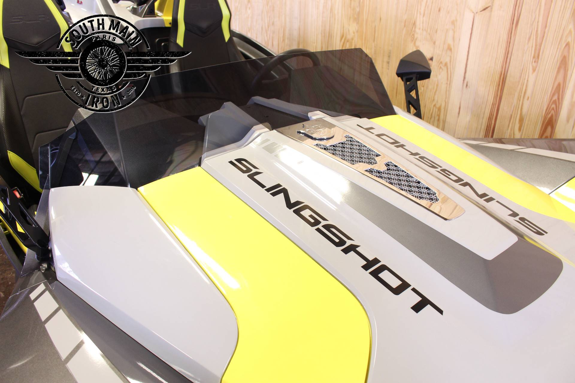 2018 Slingshot Slingshot SLR LE in Paris, Texas - Photo 5