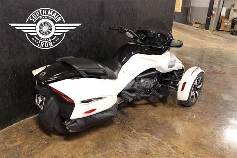 2018 Can-Am Spyder F3-T in Paris, Texas - Photo 3