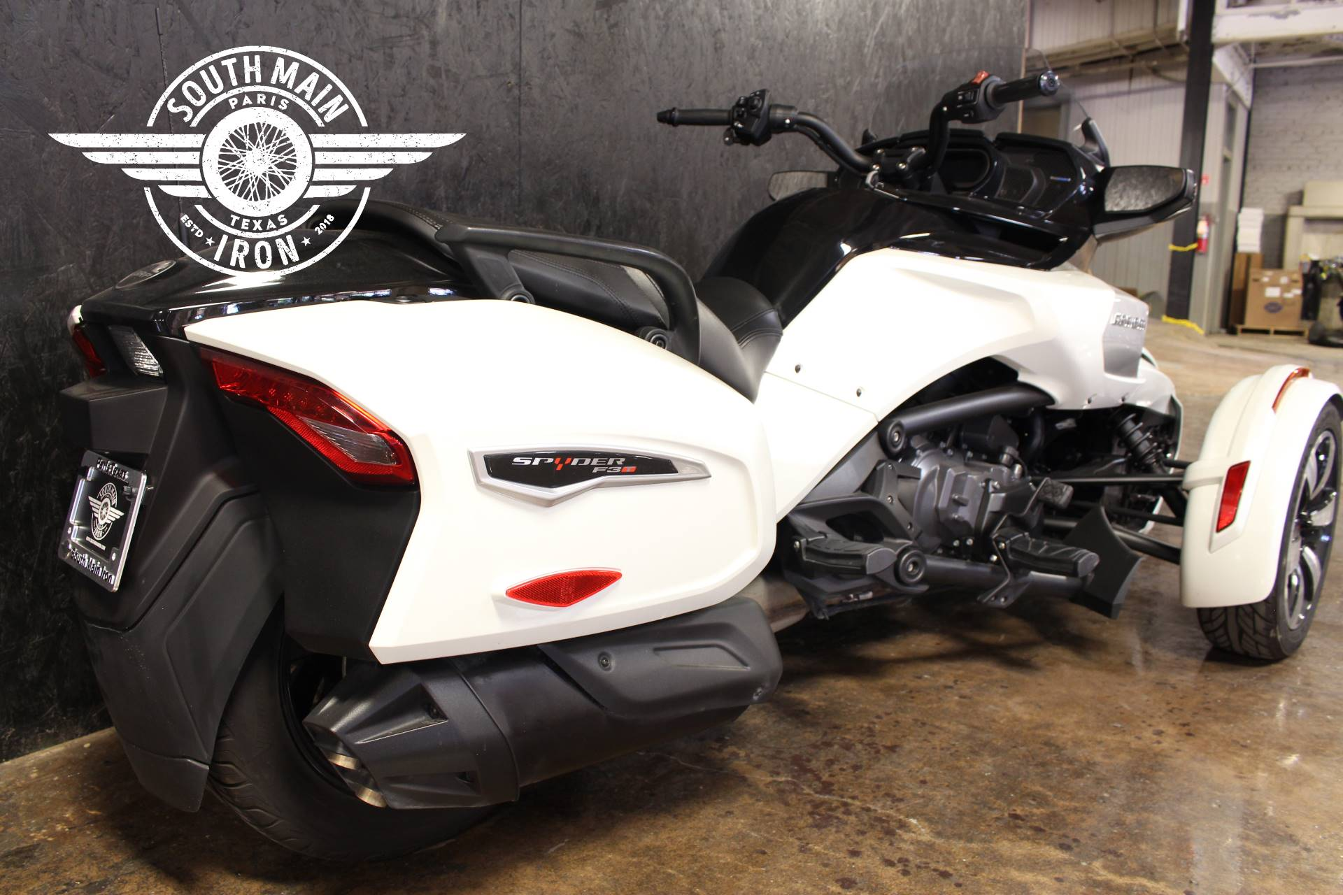2018 Can-Am Spyder F3-T in Paris, Texas - Photo 5