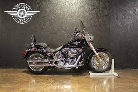 2016 Harley-Davidson Fat Boy® in Paris, Texas