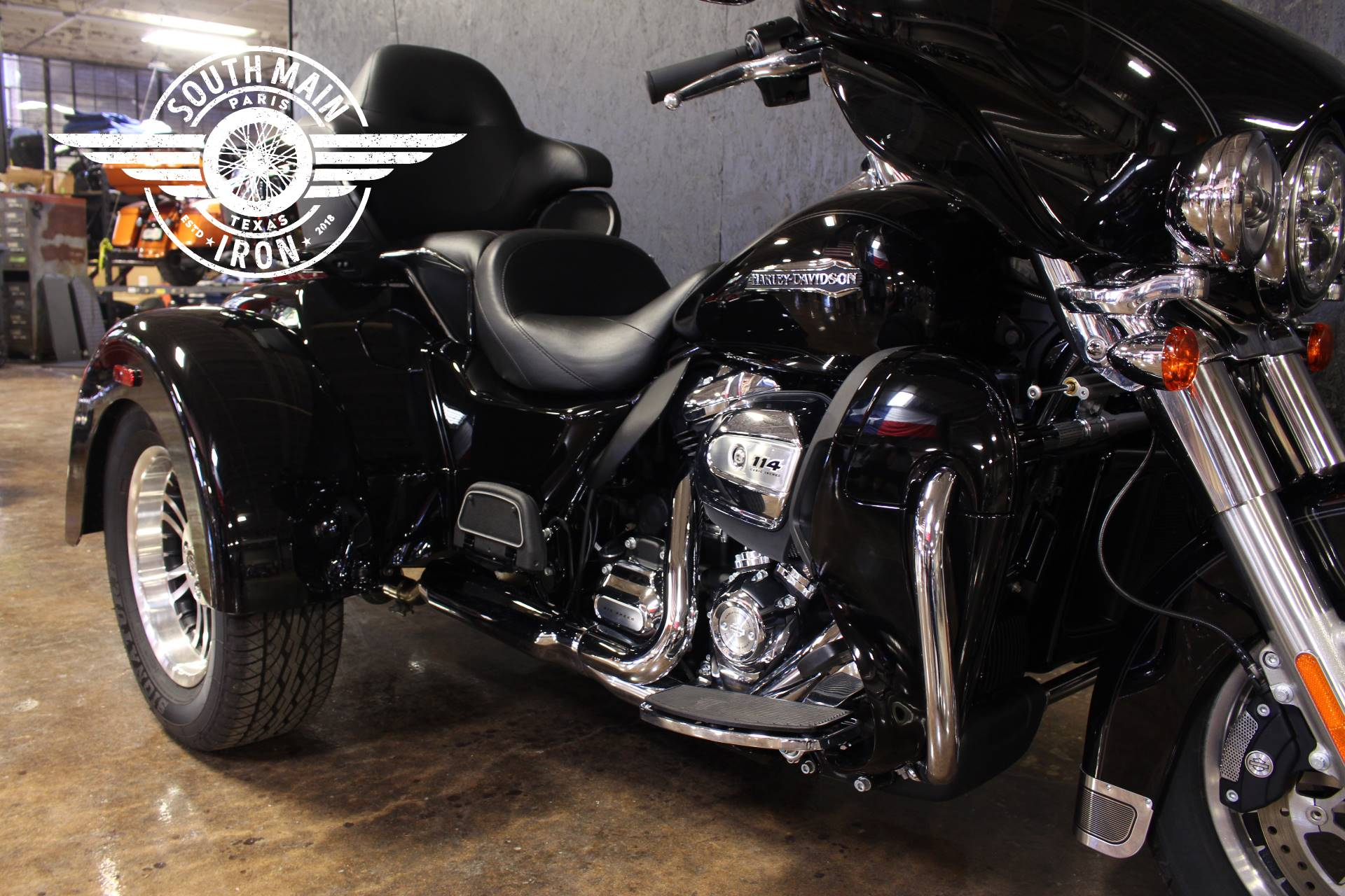 2019 Harley-Davidson Tri Glide® Ultra in Paris, Texas - Photo 4