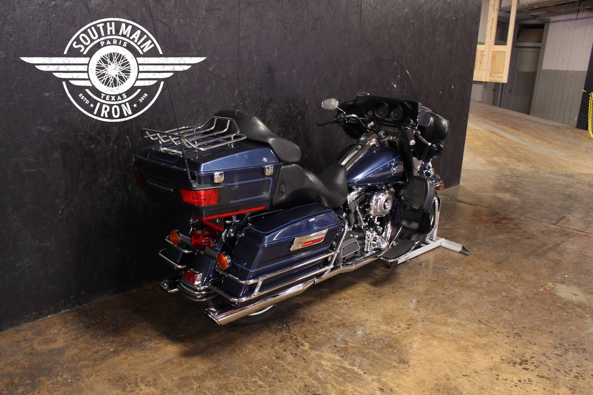 2008 Harley-Davidson Ultra Classic® Electra Glide® in Paris, Texas - Photo 4