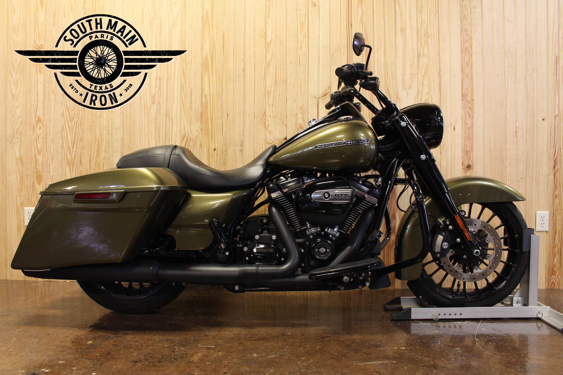 2017 Harley-Davidson Road King® Special in Paris, Texas - Photo 9