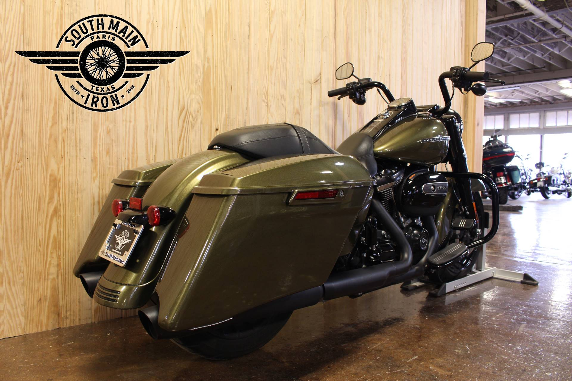 2017 Harley-Davidson Road King® Special in Paris, Texas - Photo 5