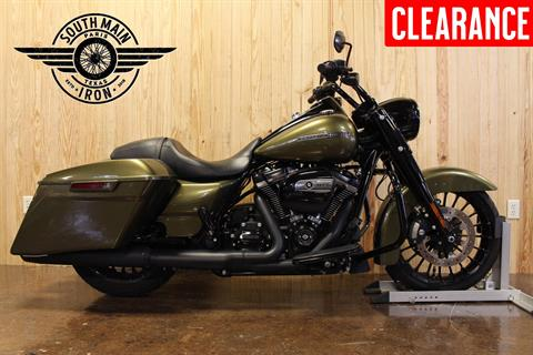 2017 Harley-Davidson Road King® Special in Paris, Texas - Photo 1