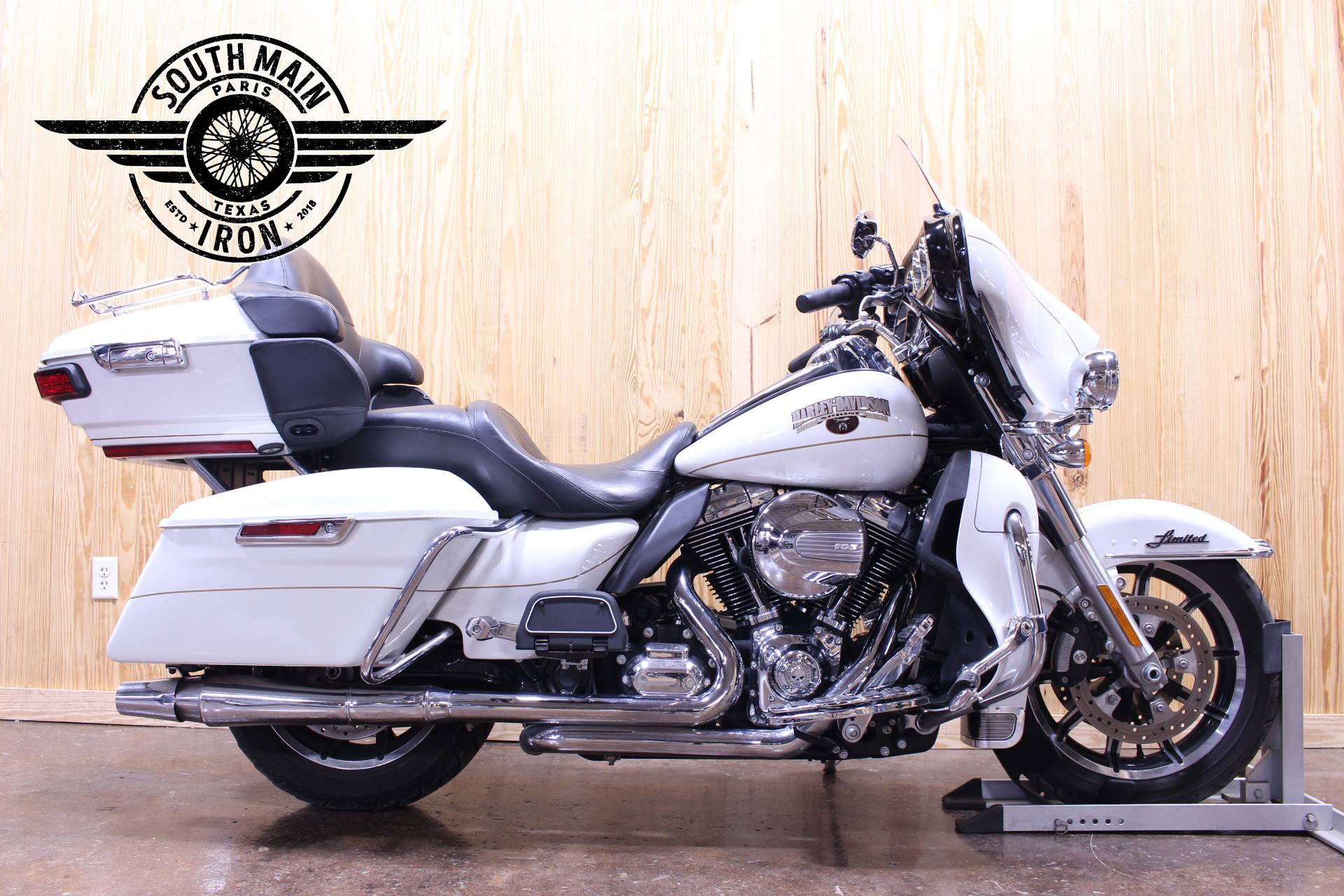 2014 Harley-Davidson Ultra Limited in Paris, Texas - Photo 1