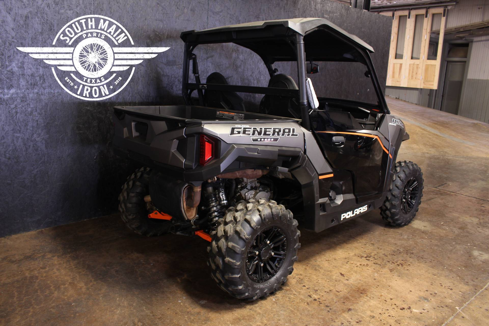 2017 Polaris General 1000 EPS Deluxe 3