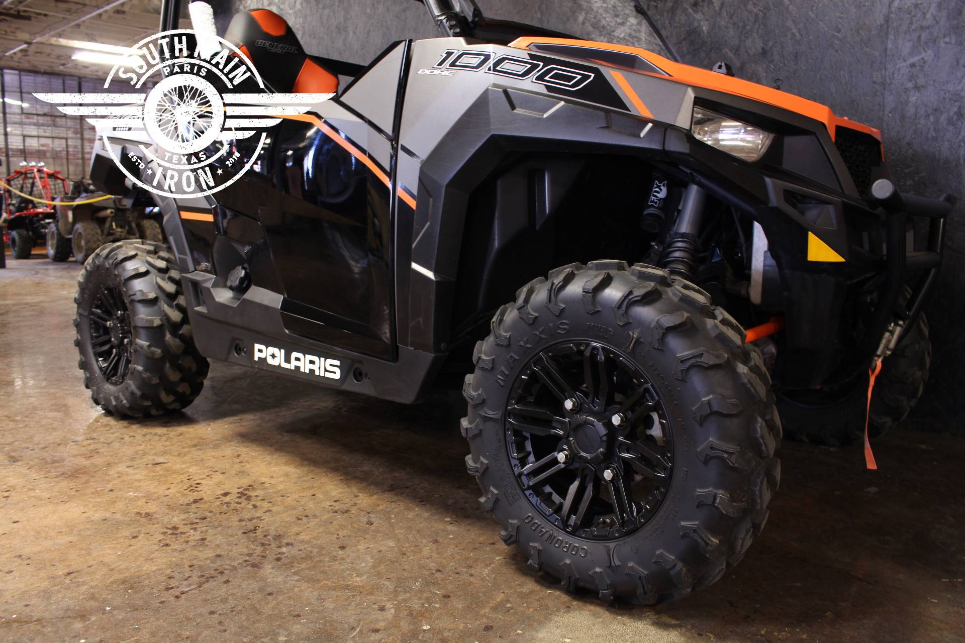 2017 Polaris General 1000 EPS Deluxe 4