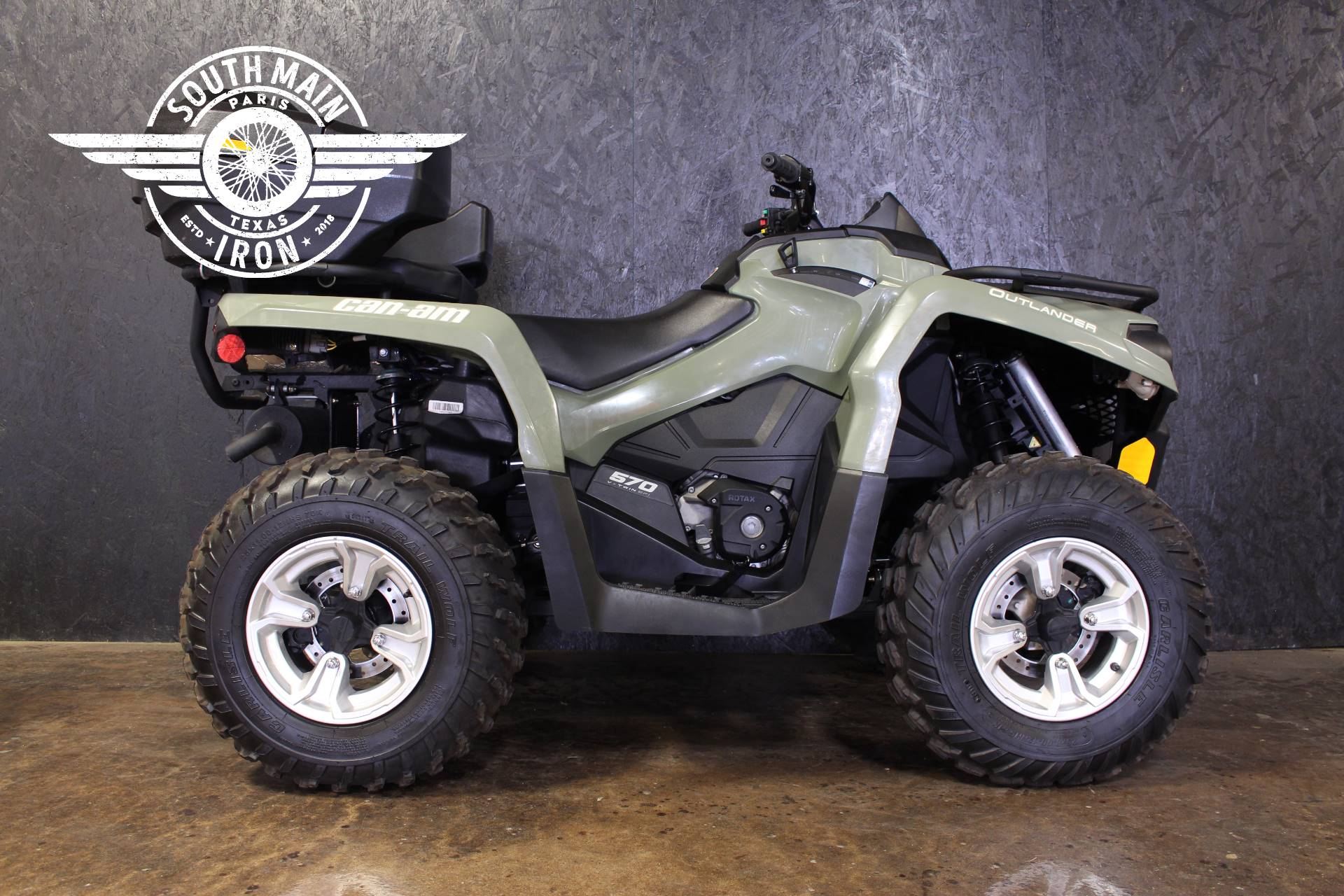 2018 Can-Am Outlander DPS 570 in Paris, Texas - Photo 1