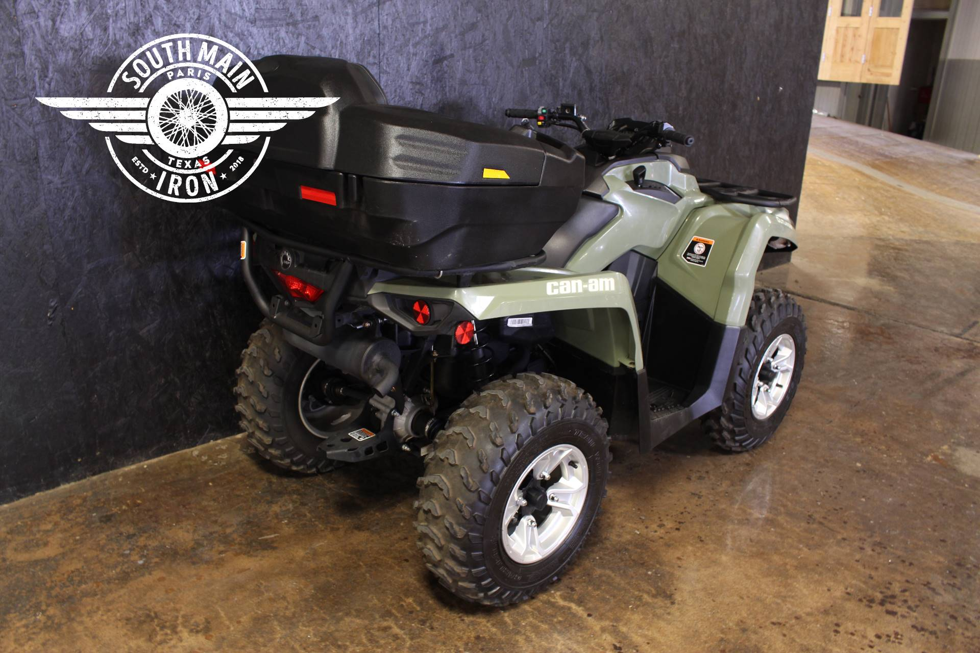 2018 Can-Am Outlander DPS 570 in Paris, Texas - Photo 3