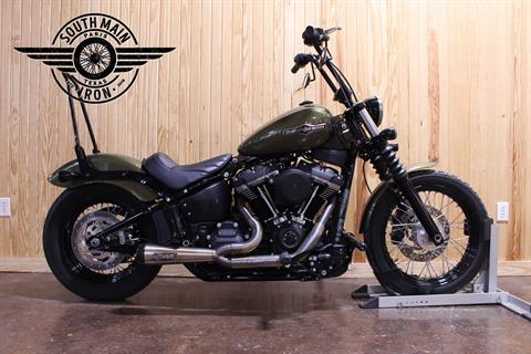 2018 Harley-Davidson Street Bob® 107 in Paris, Texas - Photo 1