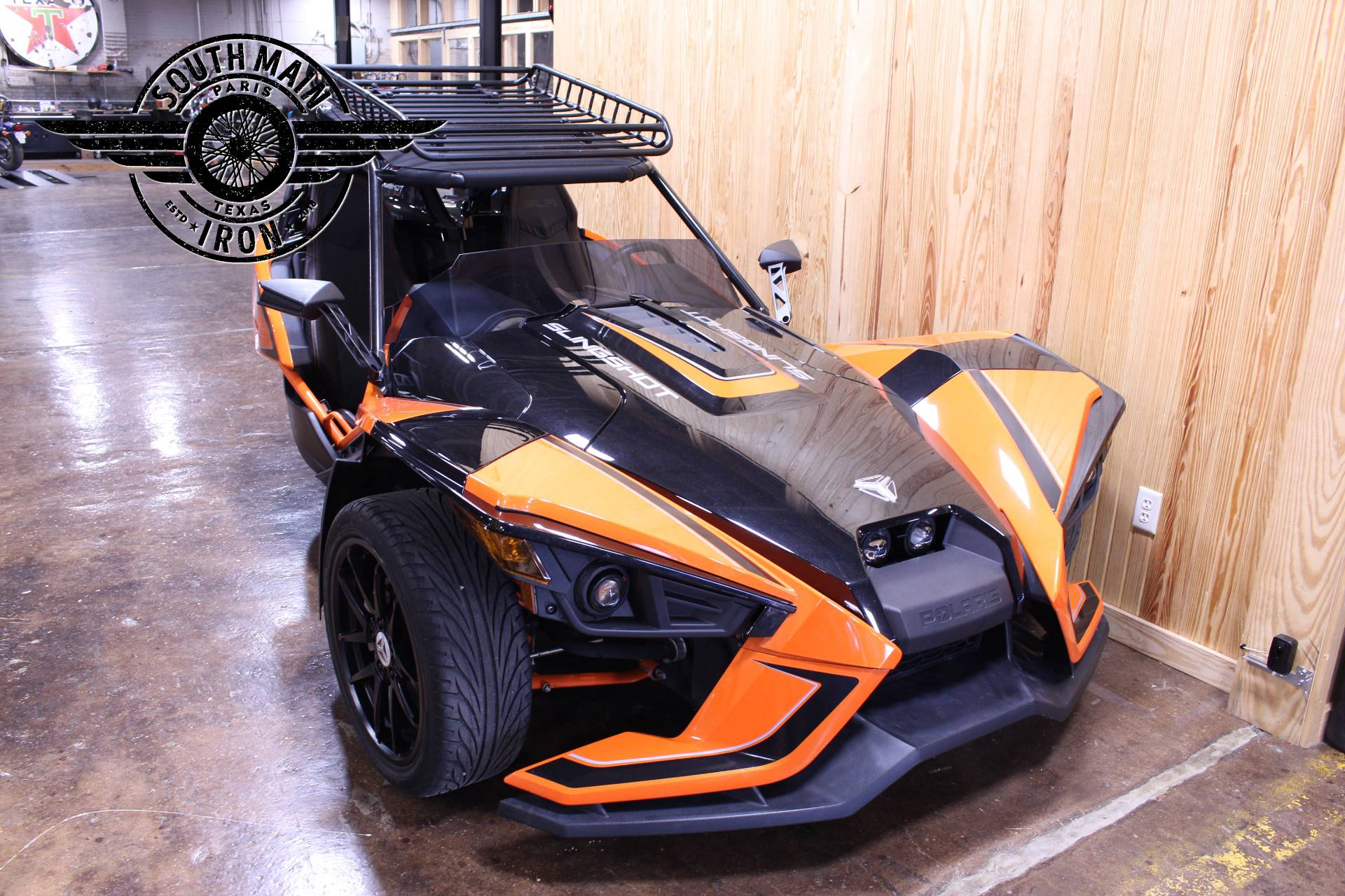 2017 Slingshot Slingshot SLR in Paris, Texas - Photo 5