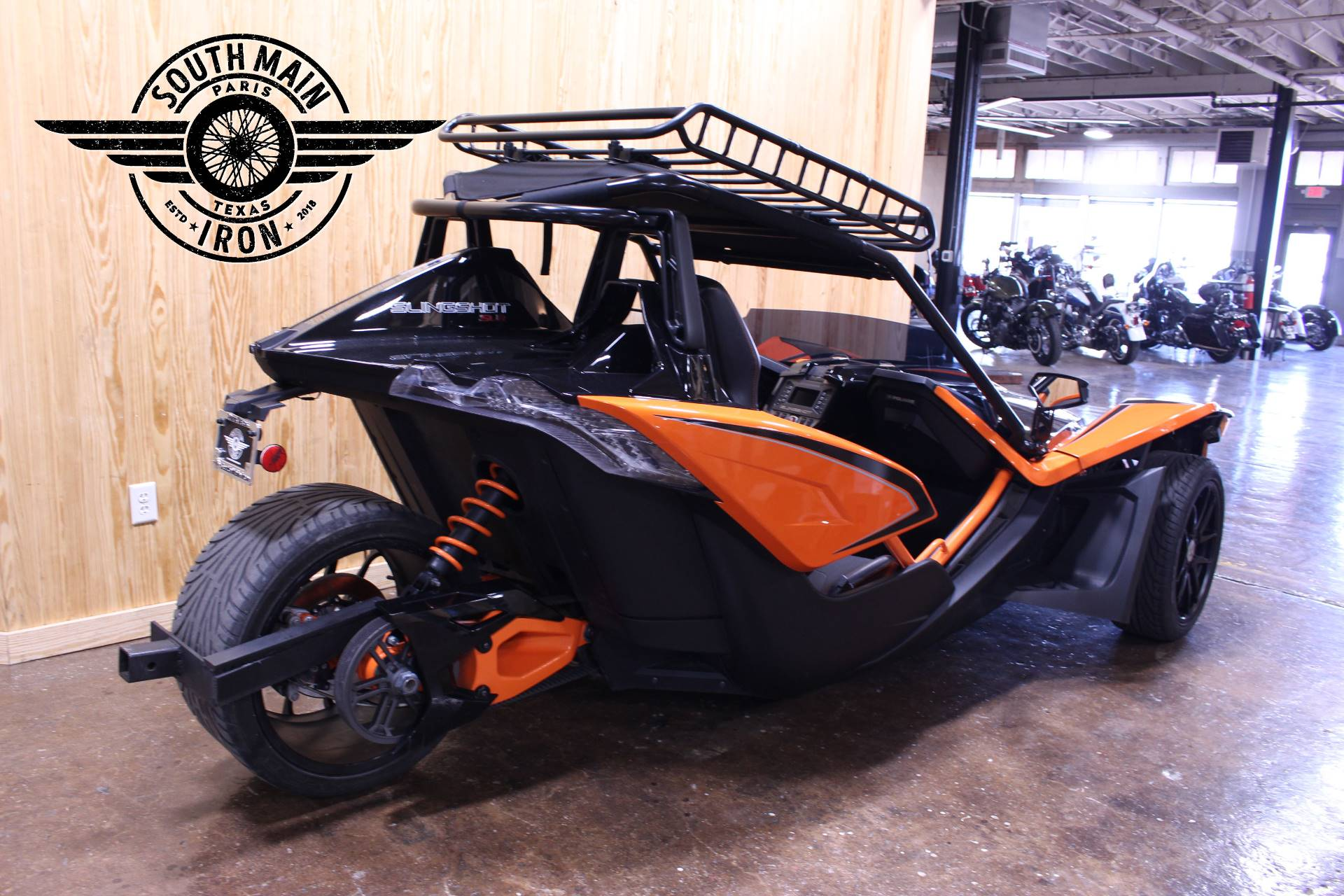 2017 Slingshot Slingshot SLR in Paris, Texas - Photo 6
