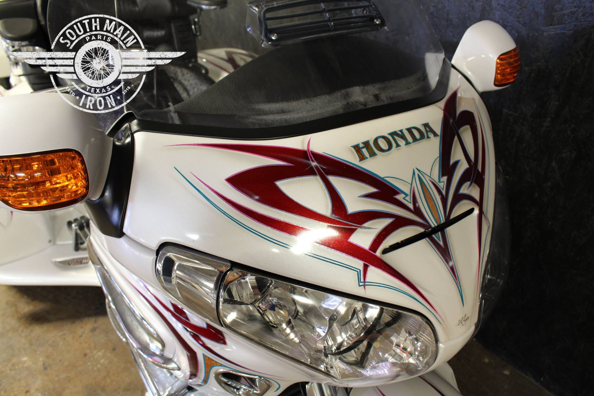 2008 Honda Gold Wing Audio Comfort Navi 5