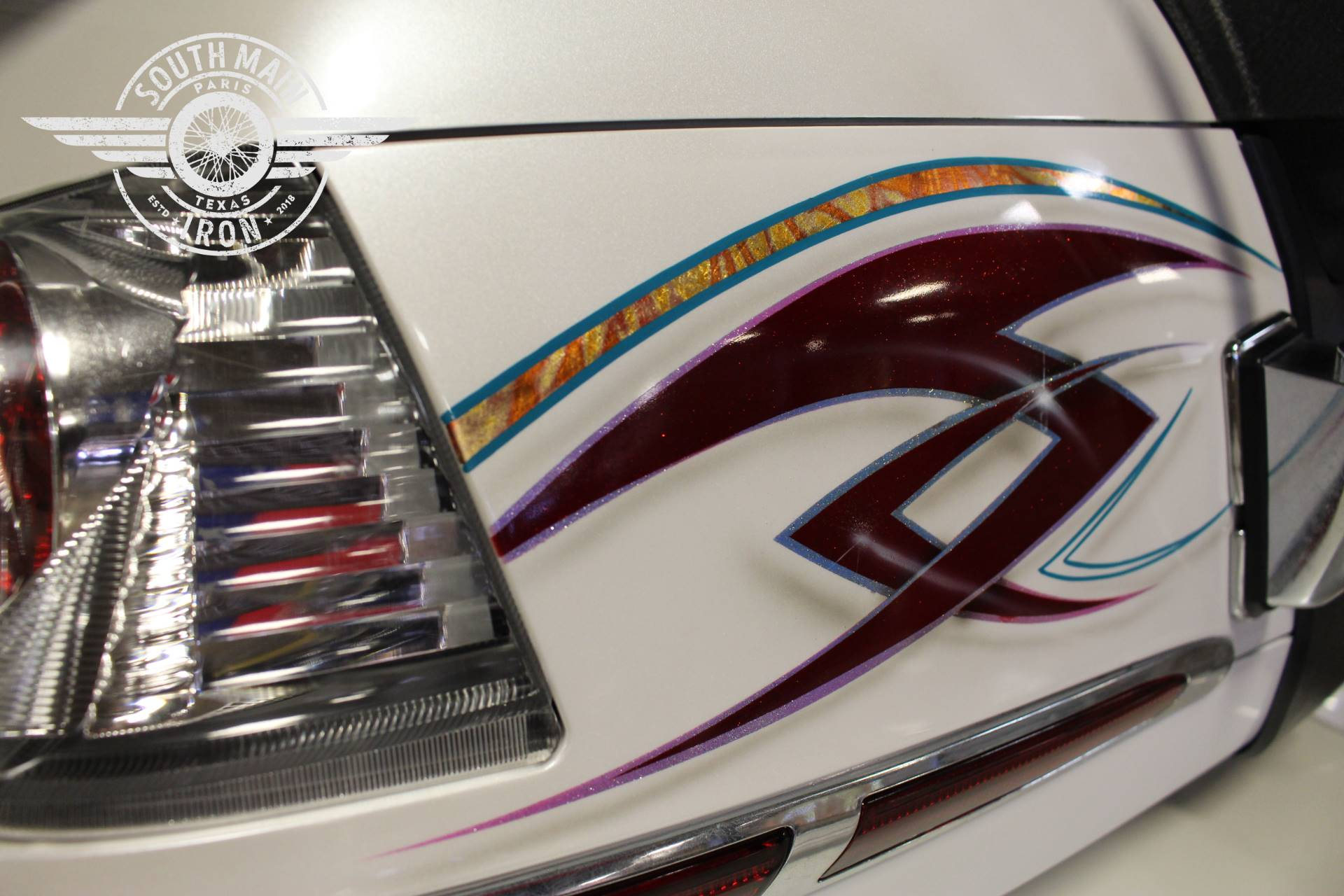 2008 Honda Gold Wing Audio Comfort Navi 8