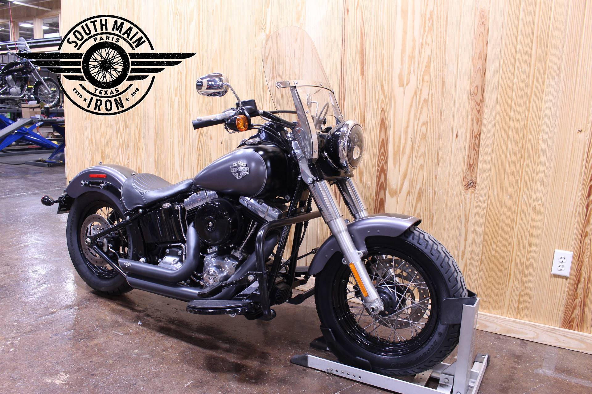 2015 Harley-Davidson FLS in Paris, Texas - Photo 3