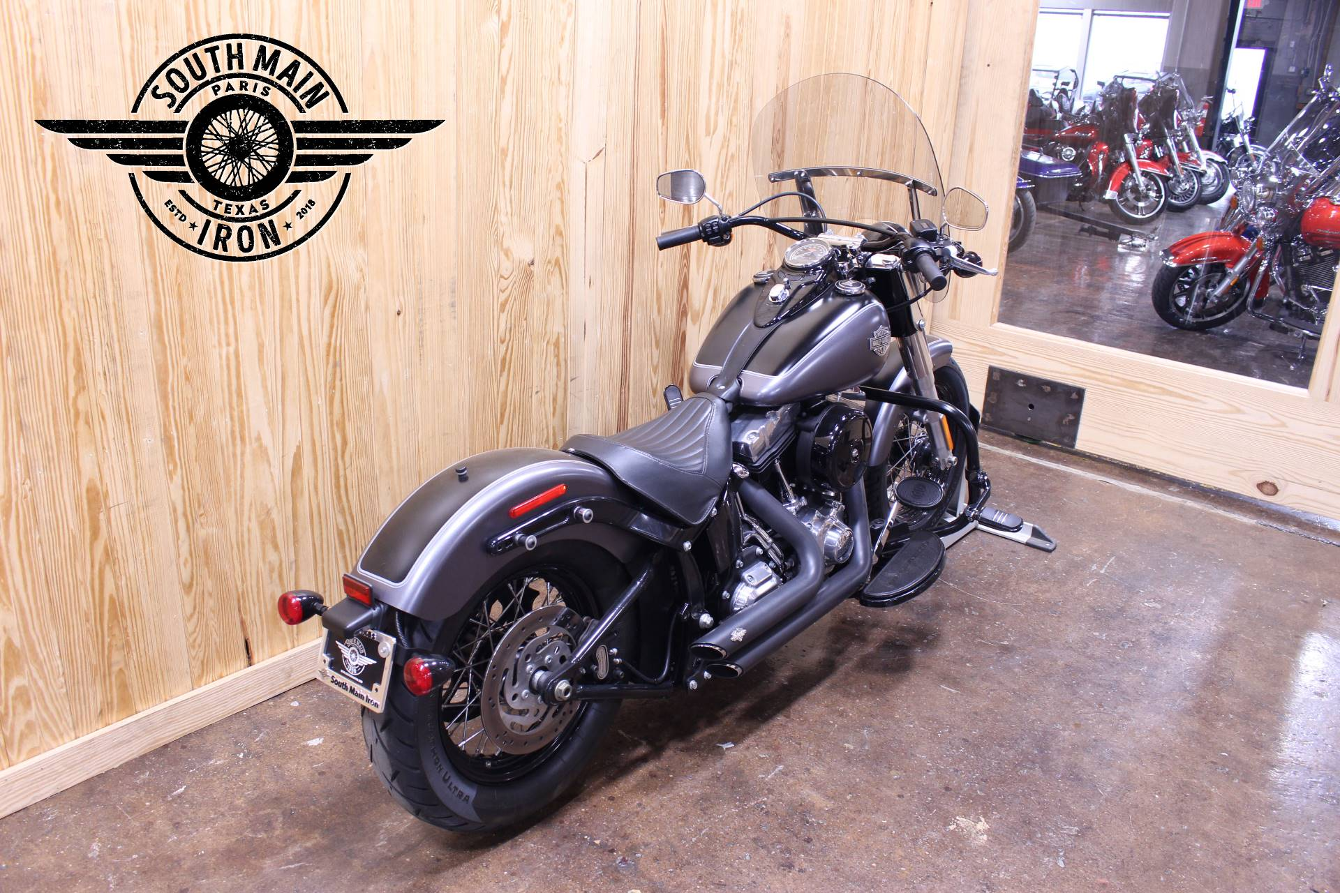 2015 Harley-Davidson FLS in Paris, Texas - Photo 5