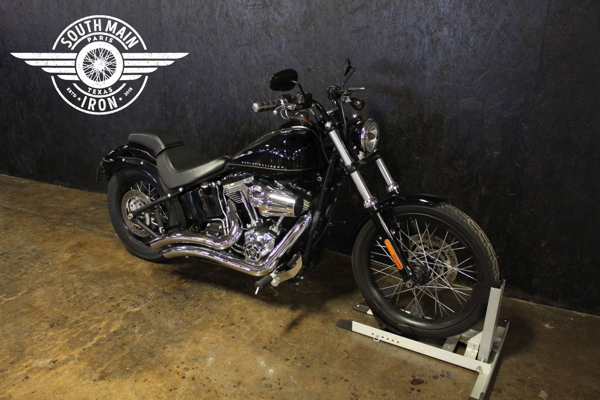 2011 Harley-Davidson Softail® Blackline™ in Paris, Texas