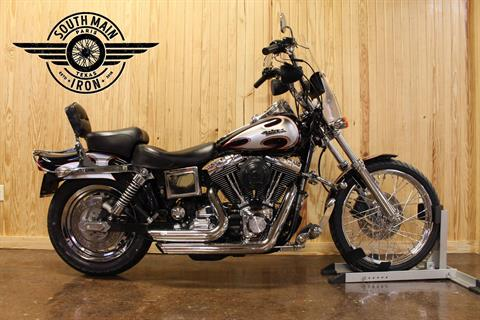 2002 Harley-Davidson FXDWG Dyna Wide Glide® in Paris, Texas - Photo 1