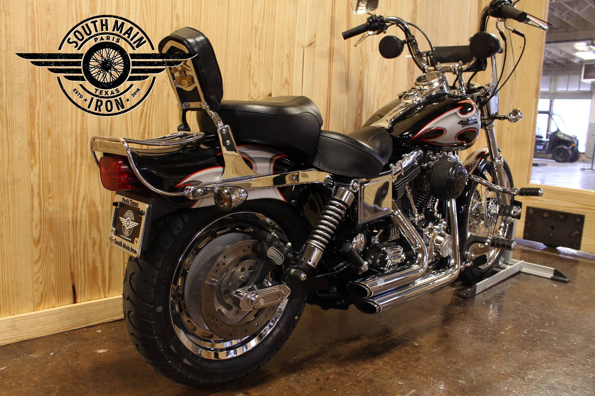 2002 Harley-Davidson FXDWG Dyna Wide Glide® in Paris, Texas - Photo 5