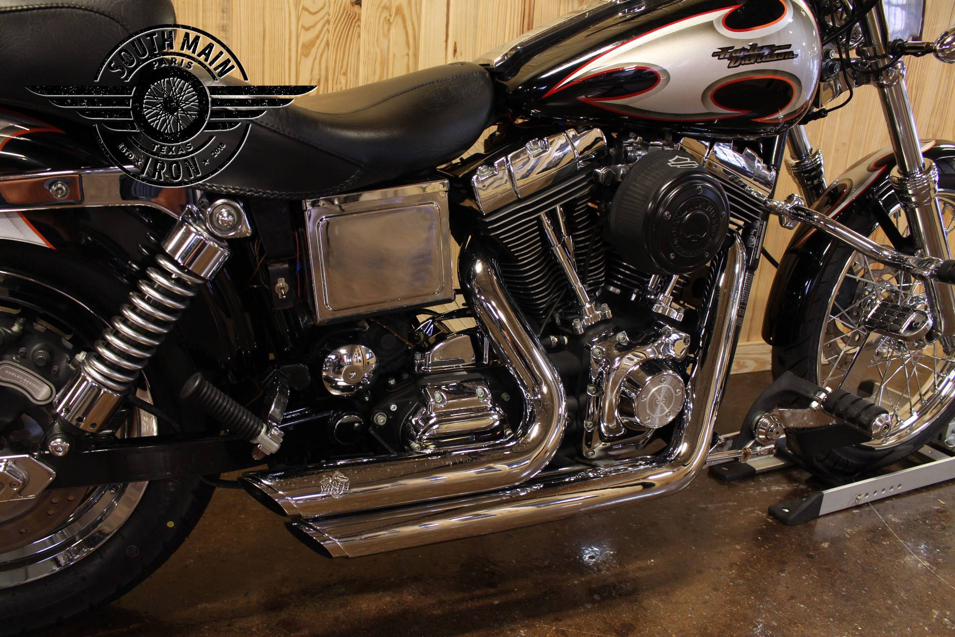2002 Harley-Davidson FXDWG Dyna Wide Glide® in Paris, Texas - Photo 7