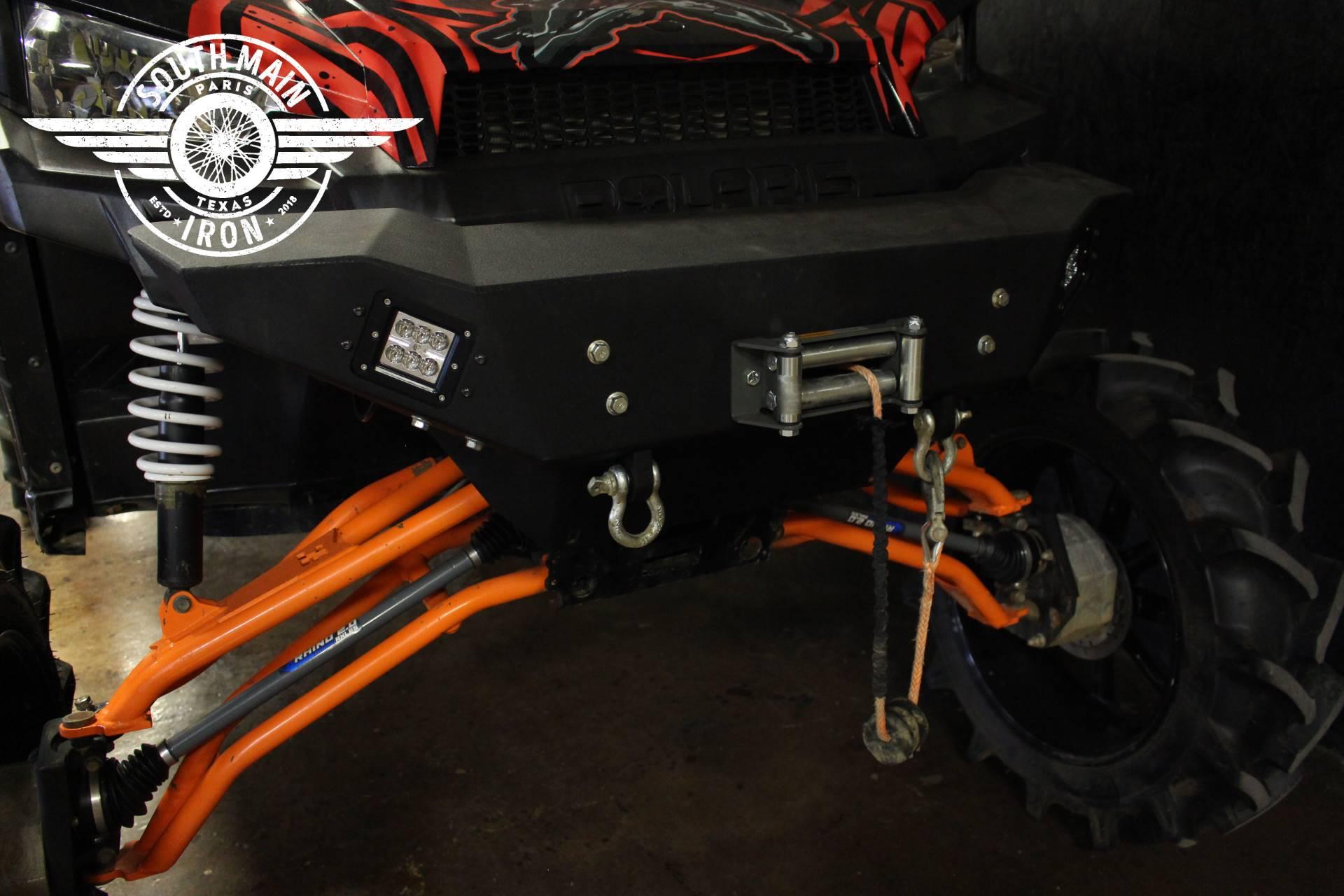 2015 Polaris Ranger Crew 900 EPS 4