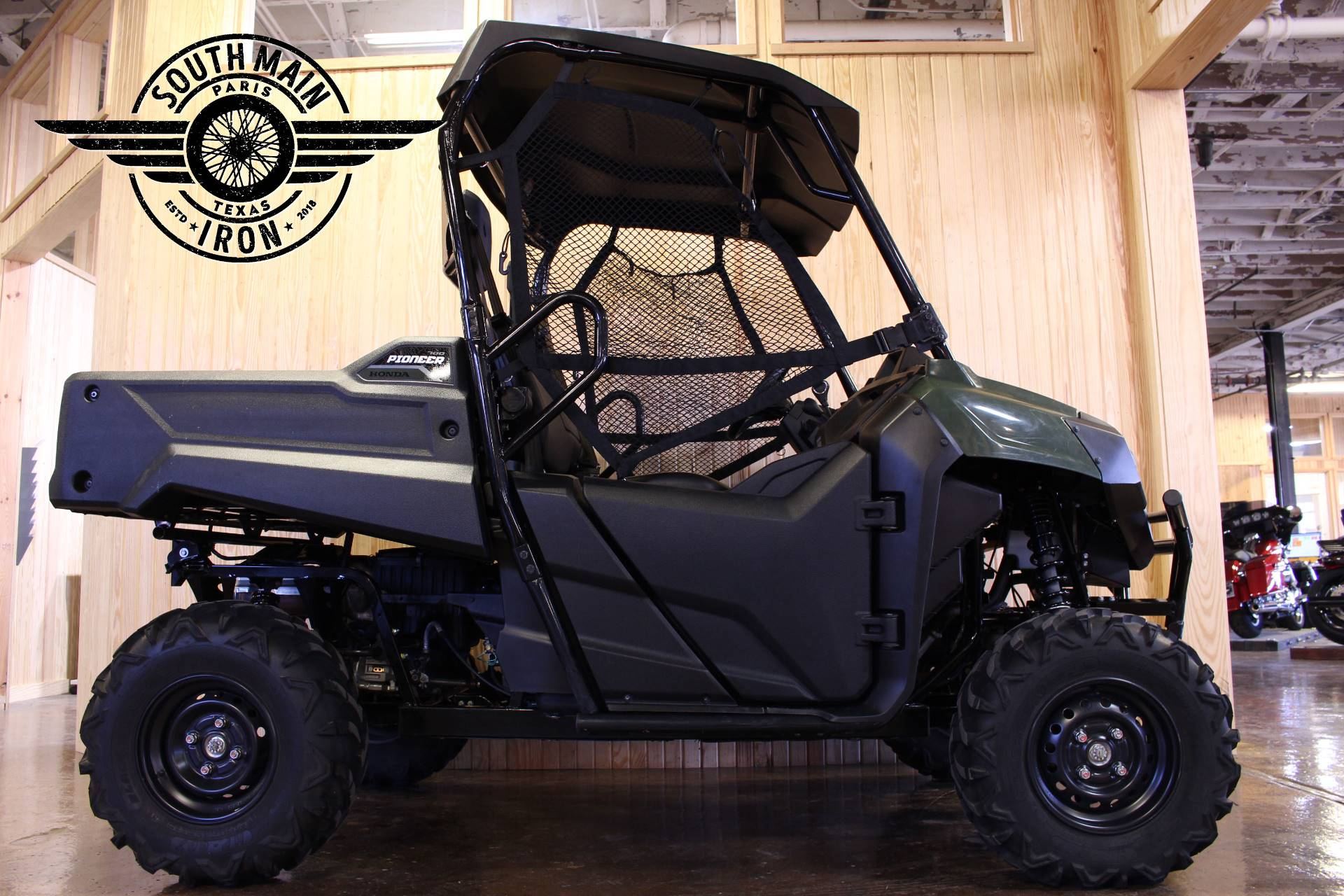 2019 Honda Pioneer 700 in Paris, Texas - Photo 1