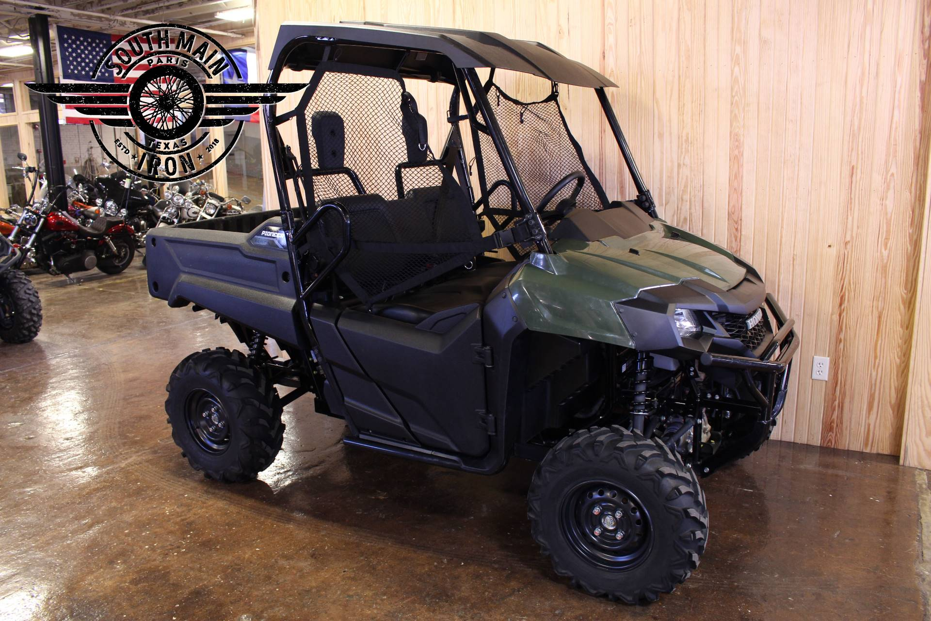 2019 Honda Pioneer 700 in Paris, Texas - Photo 2
