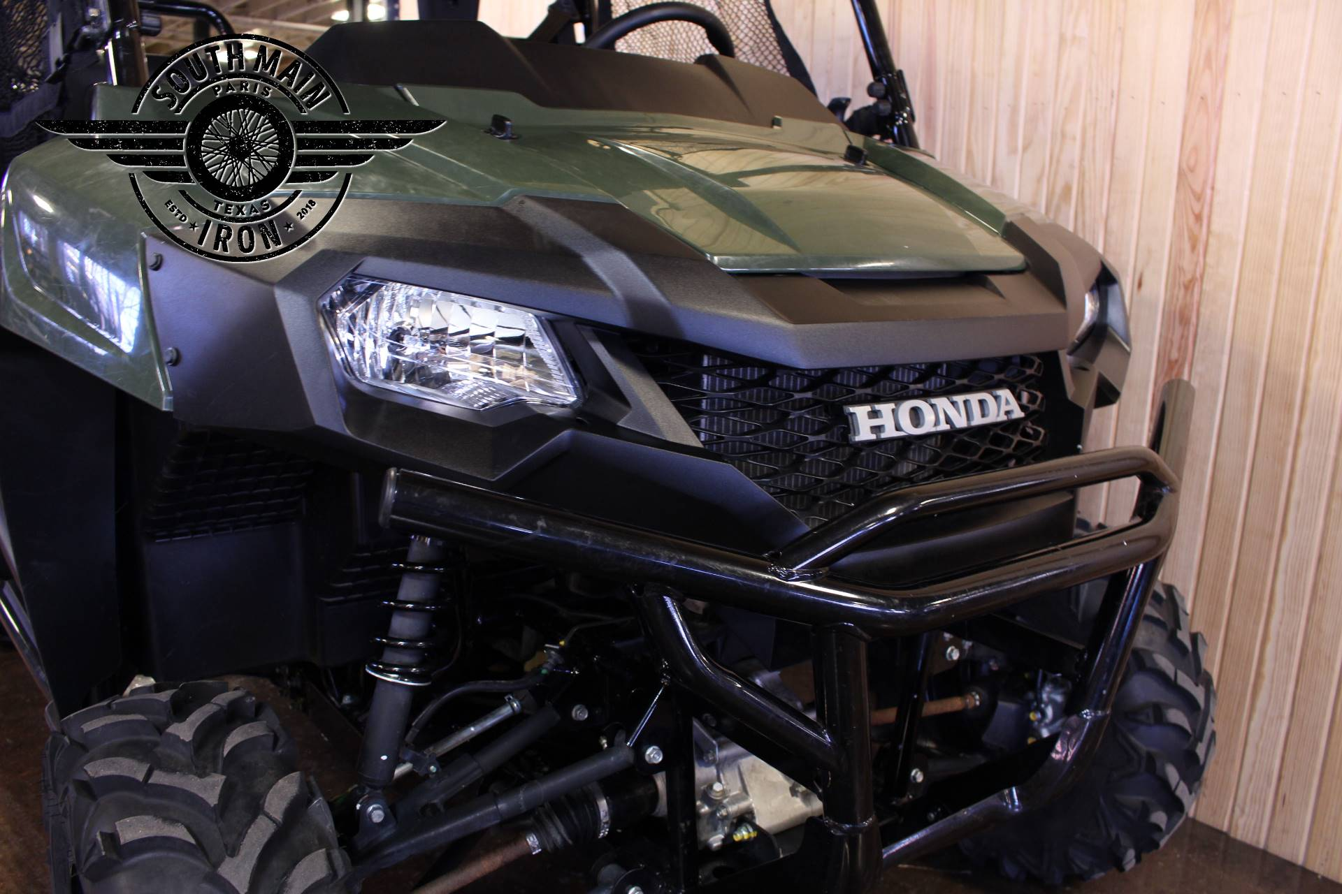 2019 Honda Pioneer 700 in Paris, Texas - Photo 3