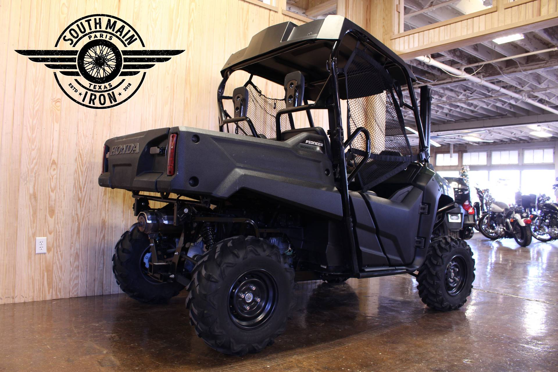 2019 Honda Pioneer 700 in Paris, Texas - Photo 4