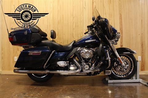 2012 Harley-Davidson Electra Glide® Ultra Limited in Paris, Texas - Photo 1