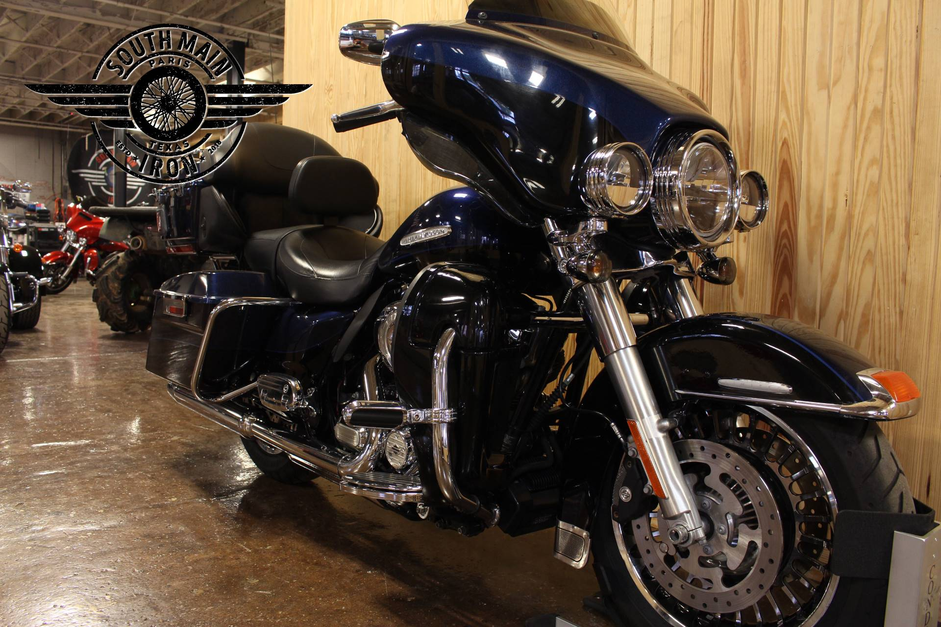 2012 Harley-Davidson Electra Glide® Ultra Limited in Paris, Texas - Photo 4