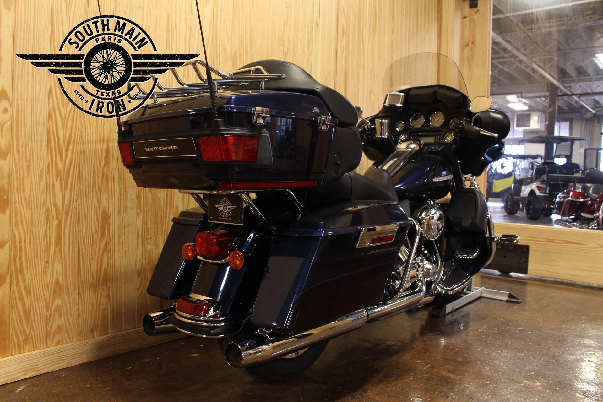 2012 Harley-Davidson Electra Glide® Ultra Limited in Paris, Texas - Photo 5