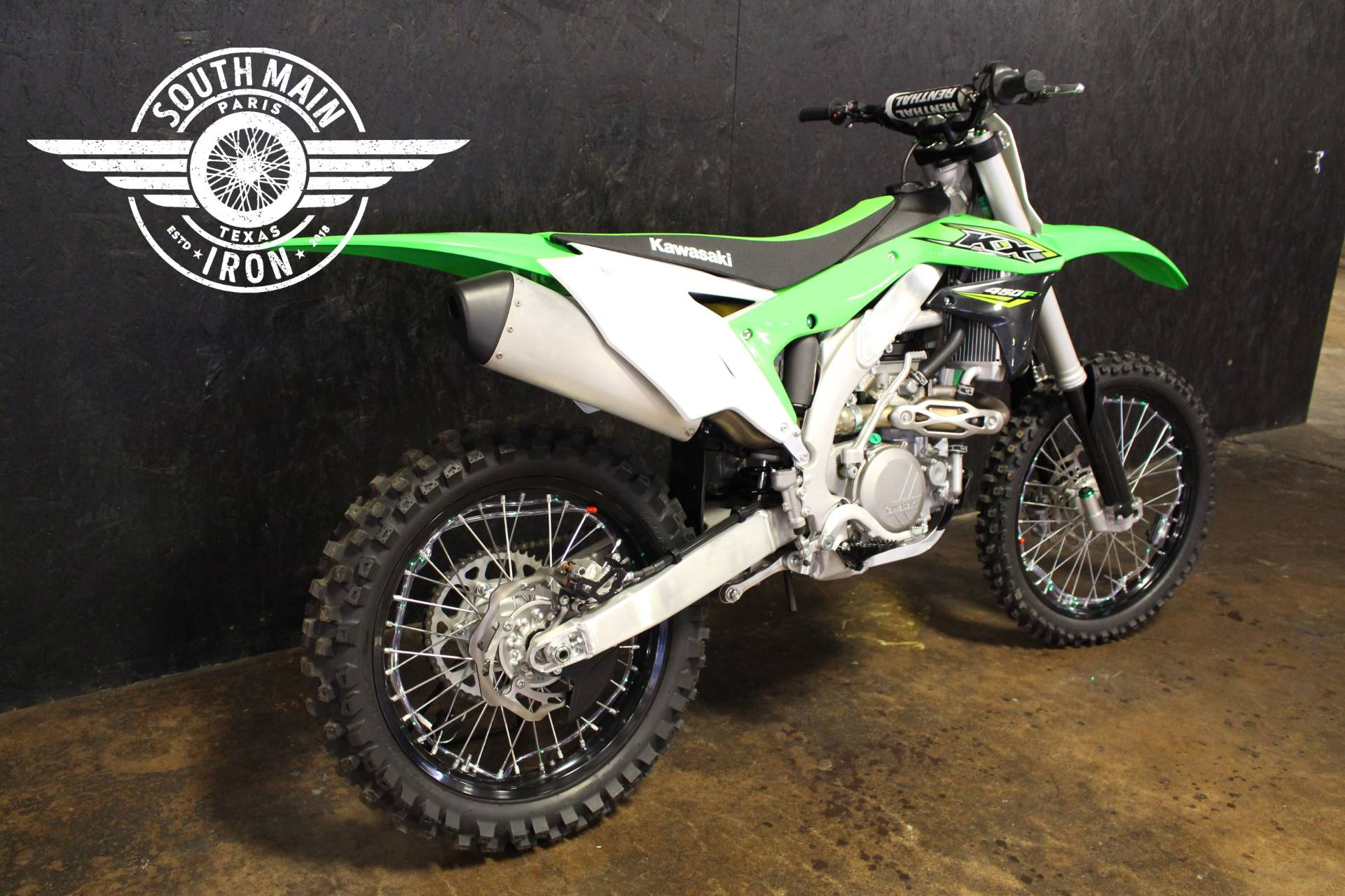 2018 Kawasaki KX 450F in Paris, Texas