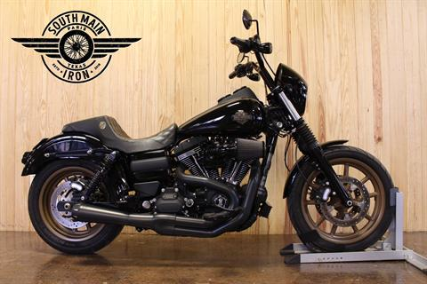 2017 Harley-Davidson Low Rider® S in Paris, Texas - Photo 1