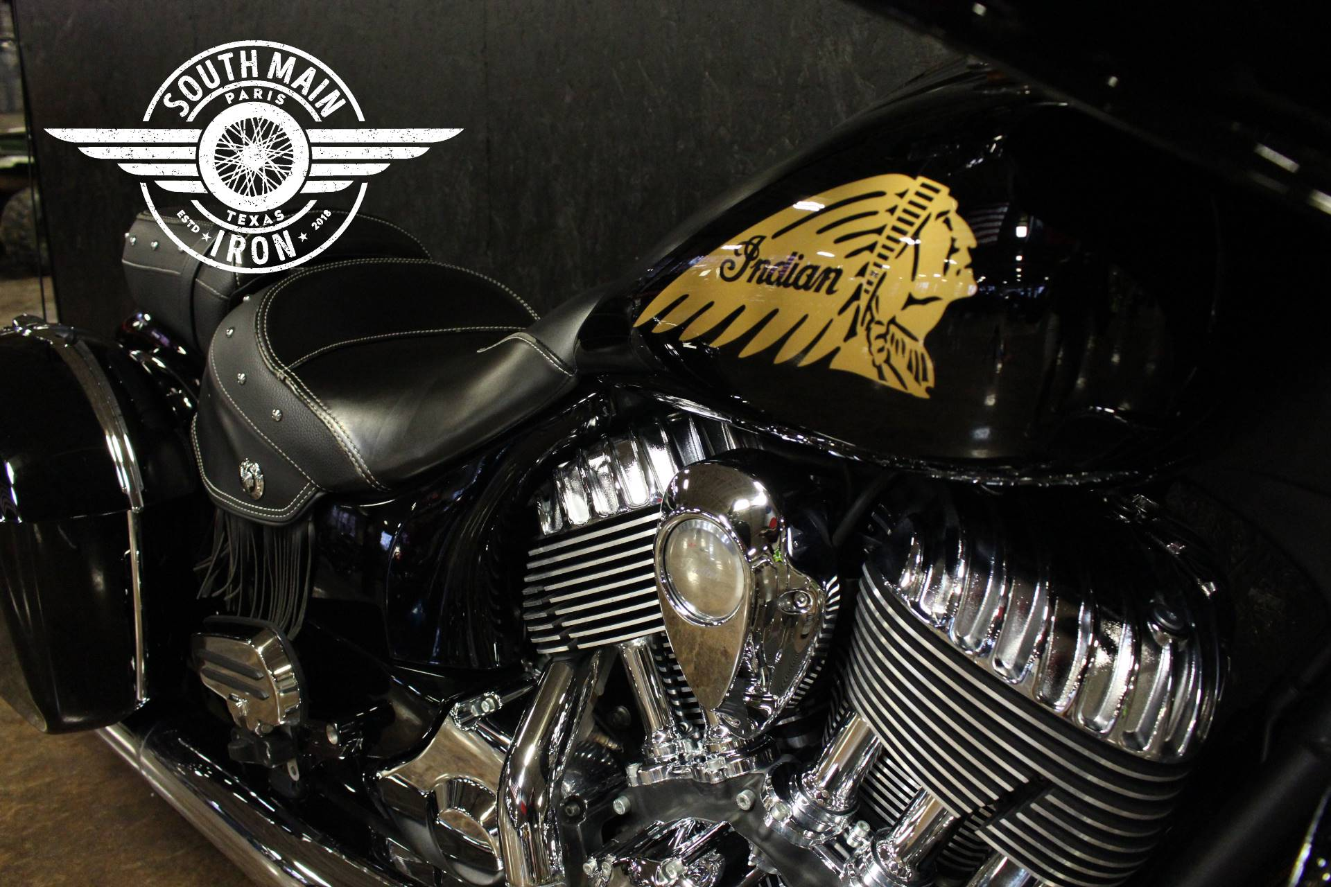 2016 Indian Chieftain® in Paris, Texas