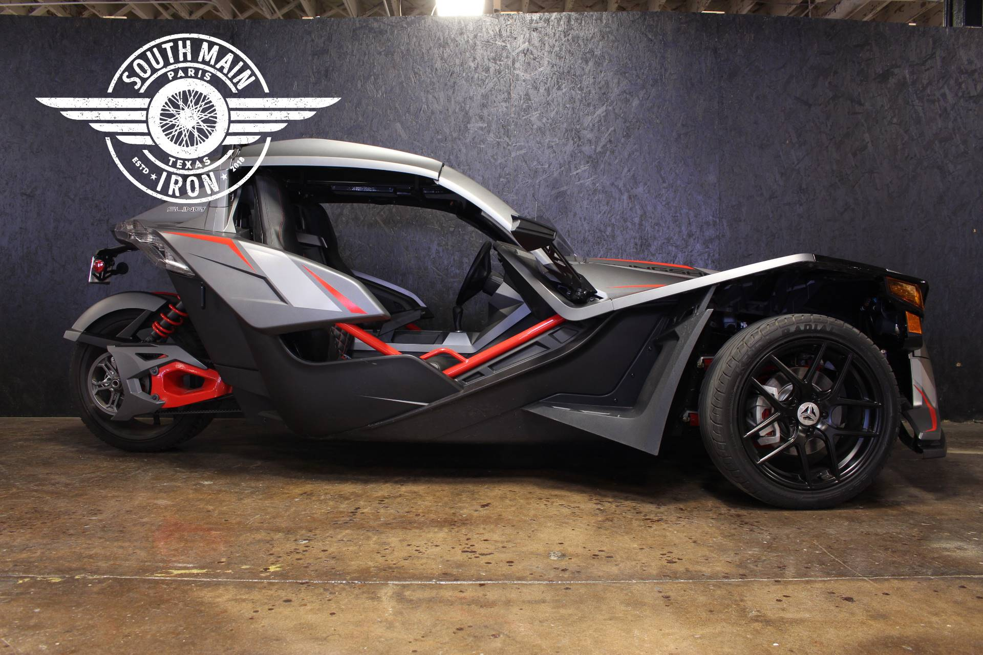 2018 Slingshot Slingshot Grand Touring LE in Paris, Texas - Photo 1