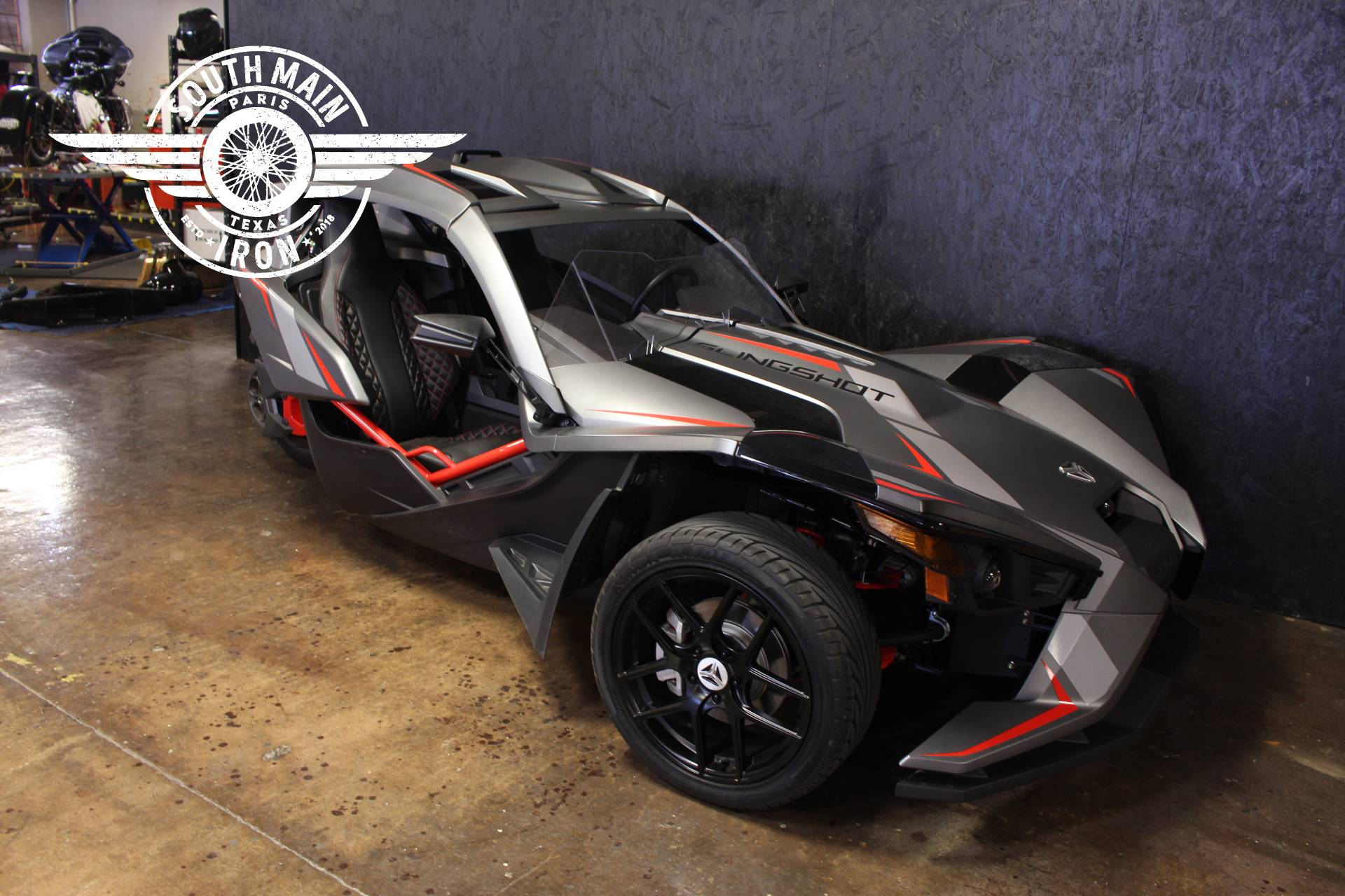 2018 Slingshot Slingshot Grand Touring LE in Paris, Texas - Photo 2