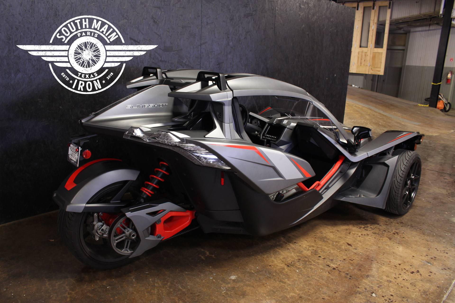 2018 Slingshot Slingshot Grand Touring LE in Paris, Texas - Photo 3
