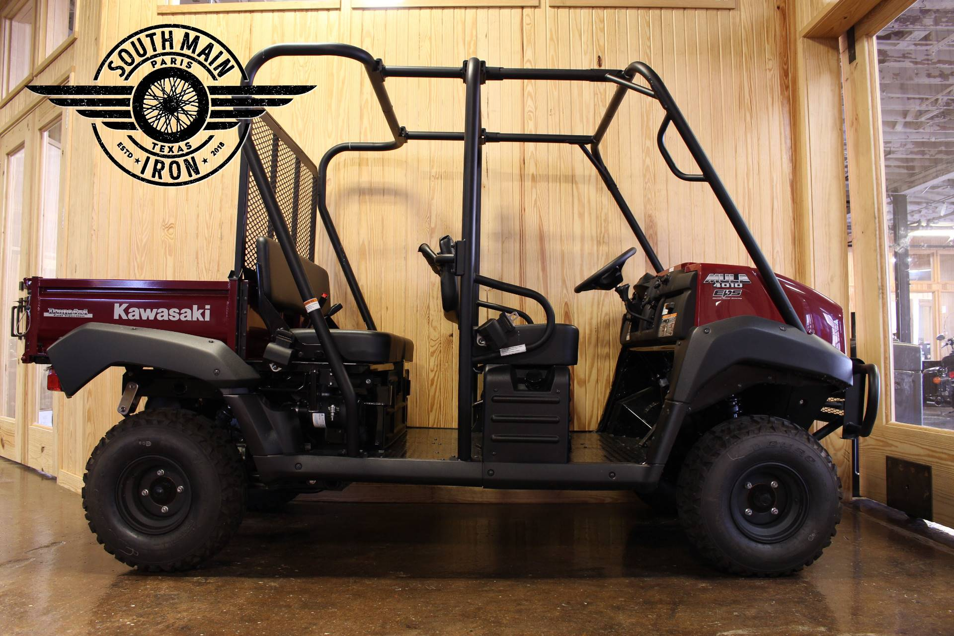 2020 Kawasaki Mule 4010 Trans4x4 in Paris, Texas - Photo 1